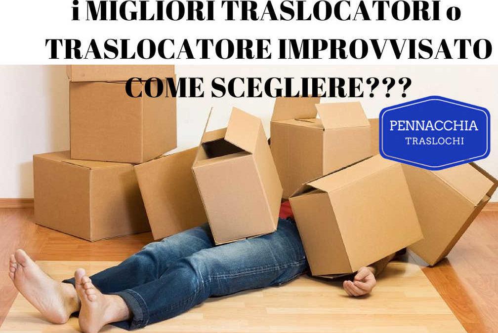 i MIGLIORI TRASLOCATORI a Milano,, scegliere miglior traslocatore